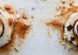 Anti-corrosion coating will protect steel from deterioration