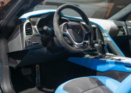 plastic coating paint the most common automotive interior paint applied in blue and black