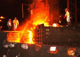 intumescent paint for steel insulates steelwork from fire