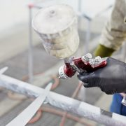 applying sherwin williams intumescent paint for steel