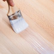 Polyurethane varnishes are wood coatings that provide outstanding protection.