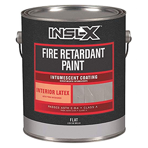 INSL-X Fire retardant paint