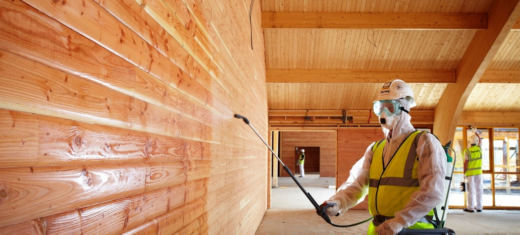 Minimize Fire Hazards with Fire Retardant Paint for Wood