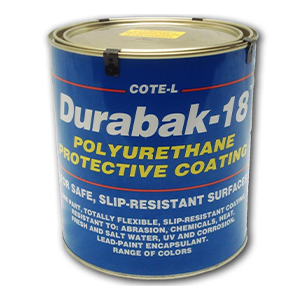 Cote-L Durabak 18 (For Outdoors) GREY – GALLON