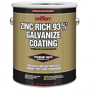 Crown Zinc Rich Anti Rust Coating