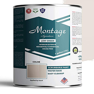 Montage Signature Low Sheen Scrubbable Paint